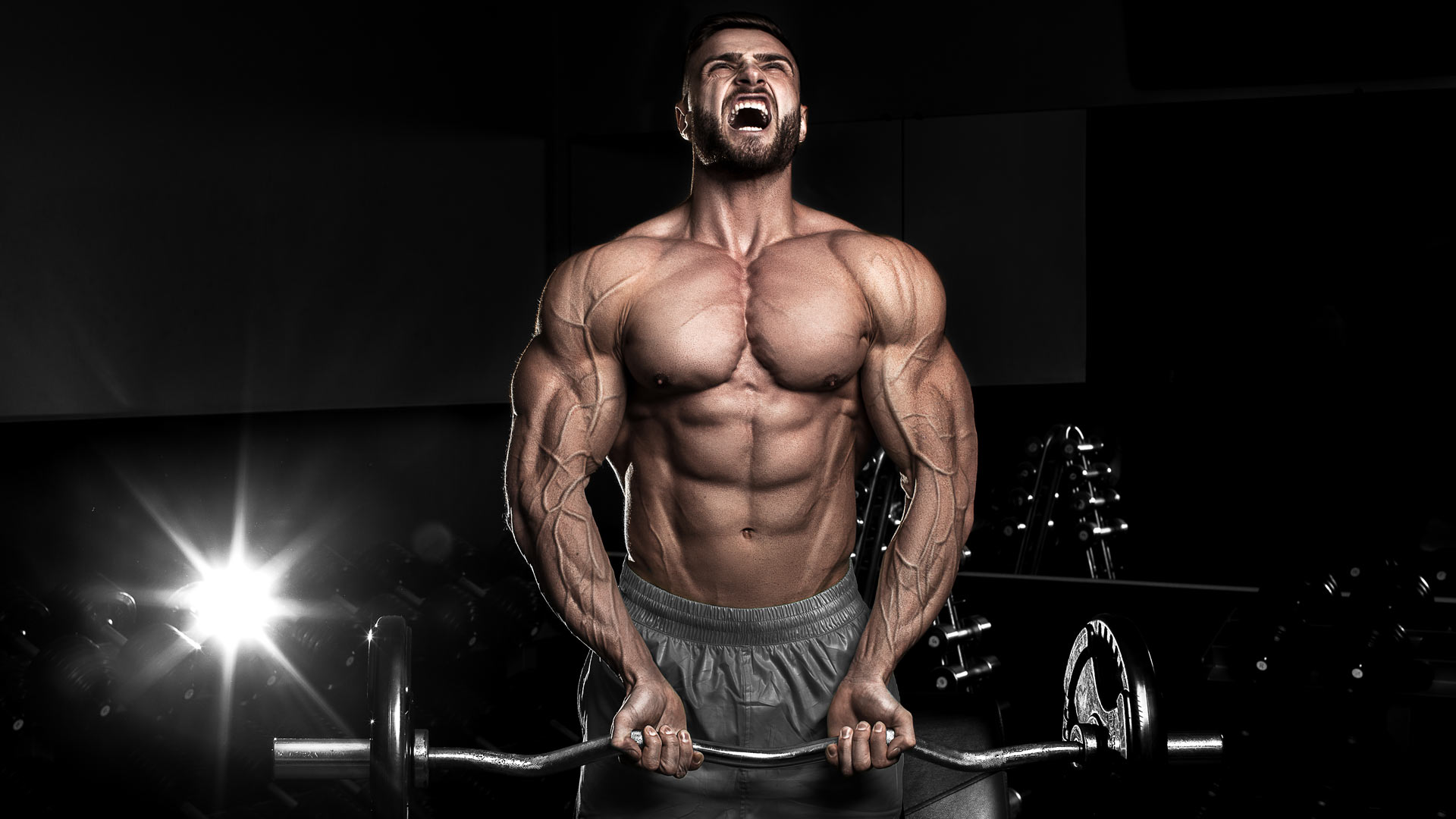 Image result for pre workout man