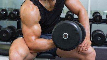 biceps-trainen