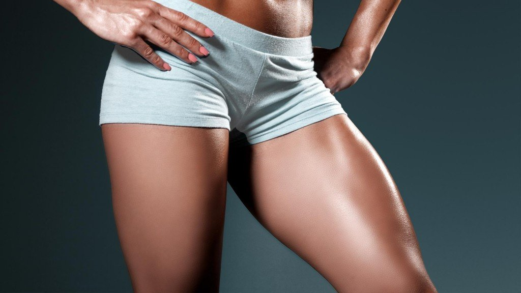 quadriceps-trainen