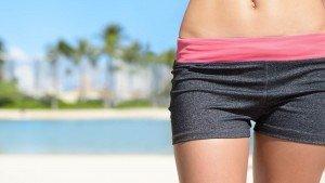 De drie belangrijkste oefeningen voor de buitenkant van de beenspieren