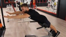 5 goede oefeningen voor een sterke onderrug