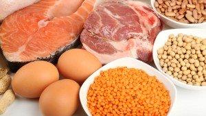 Moet je tijdens het afvallen meer eiwitten eten?