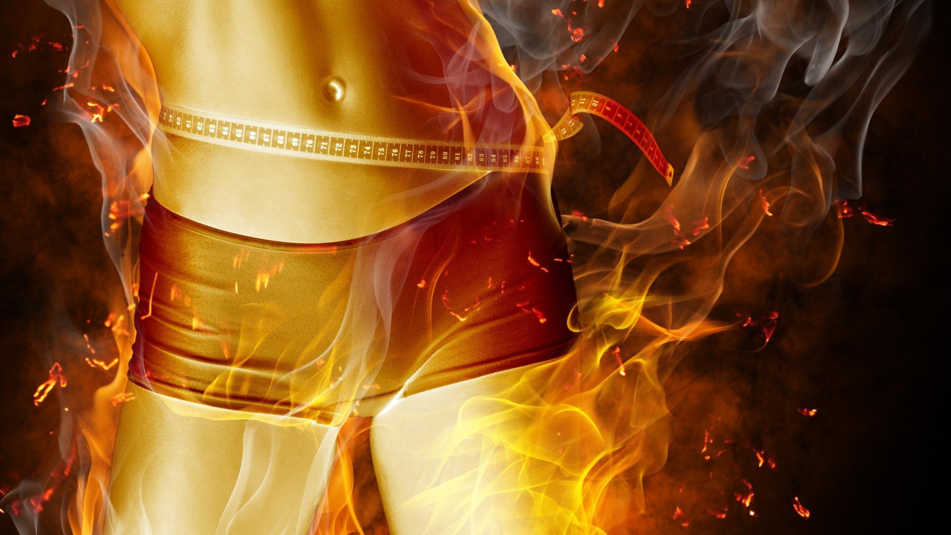 snel vet verbranden met krachttraining