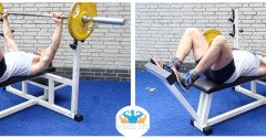 Barbell Bench Press (Bankdrukken)