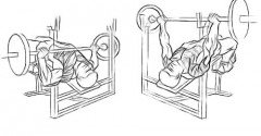 Decline Bench Press