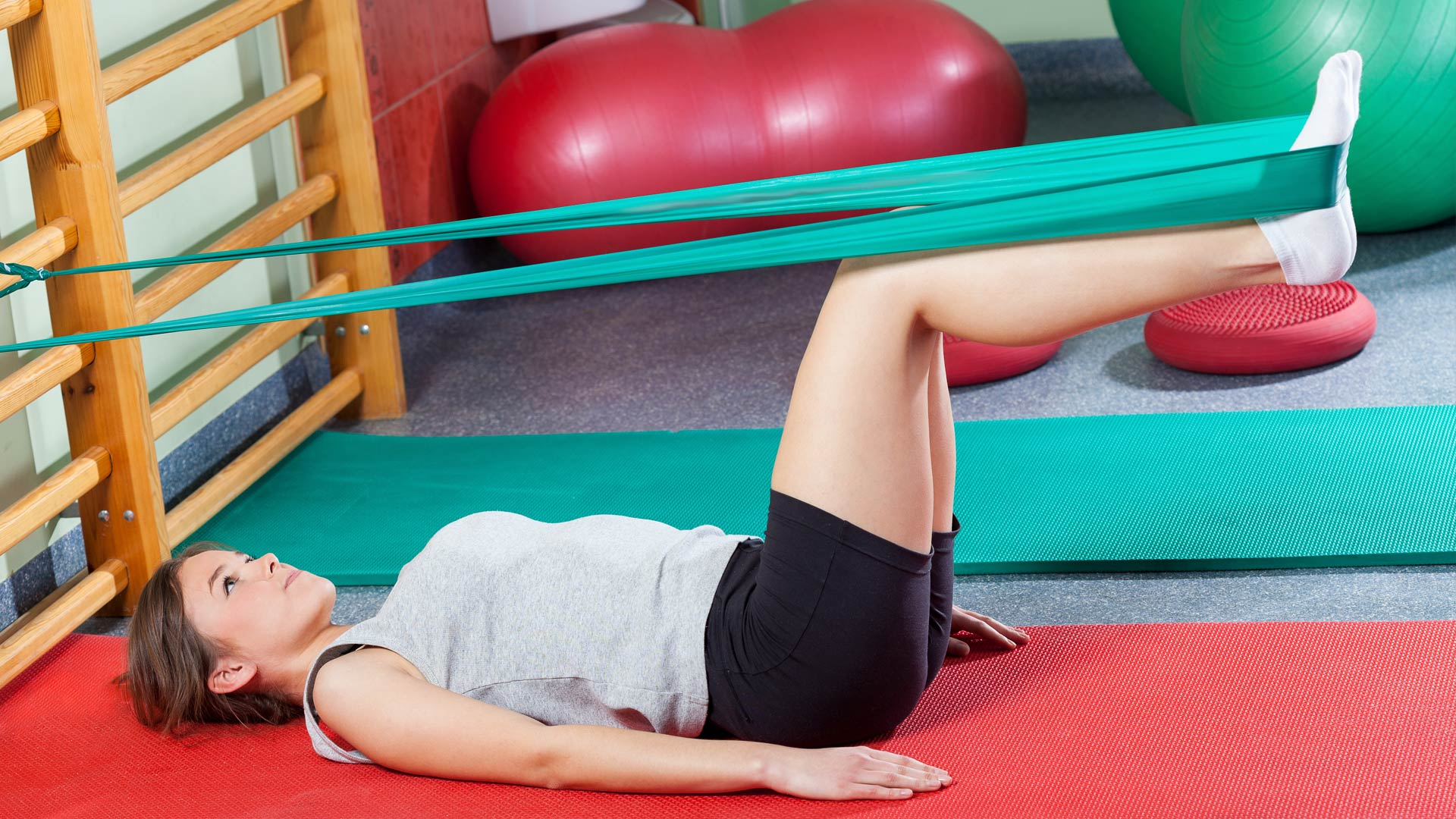 Trainen met elastische banden   FIT nl