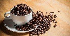 Remt cafeïne de opname van creatine?