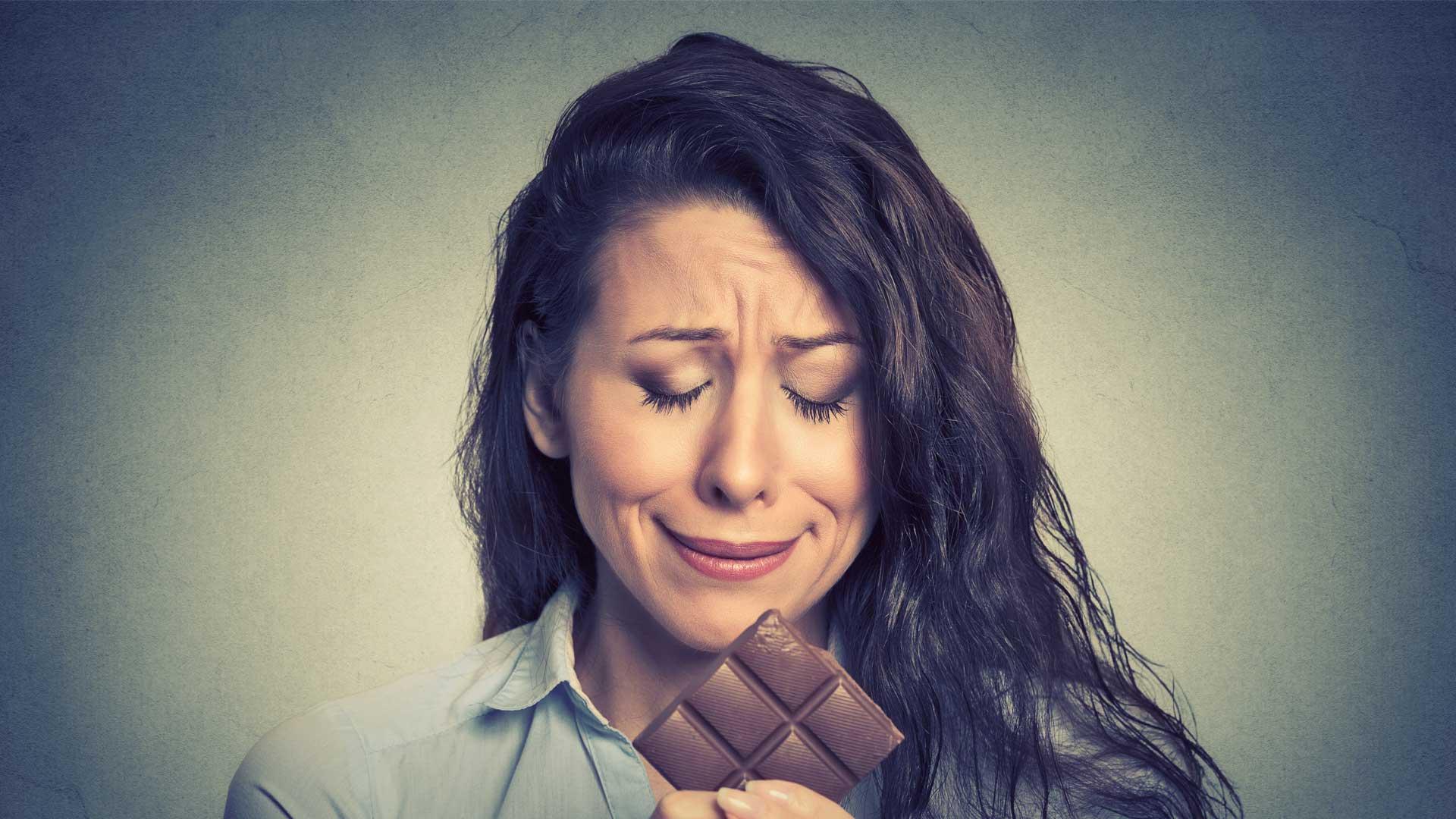 gezonde-snack-chocolade