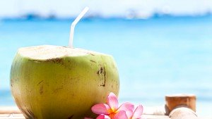 Kokoswater als vervanging van sportdrank?