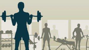Fitness steeds populairder