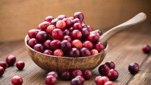 Helpen cranberry's tegen een blaasontsteking?