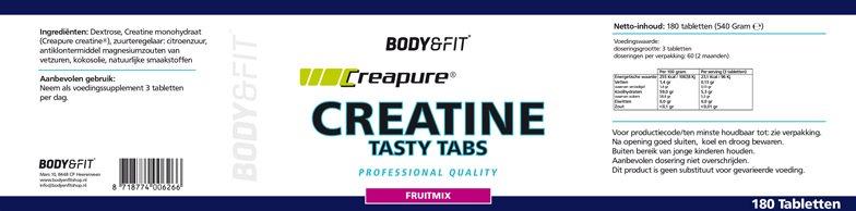 Creapure-Tasty-Tabs-Fruitmix