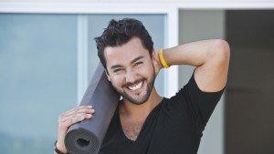 Broga: yoga voor mannen!