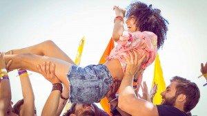 Hoe kom ik gezond een festival door?