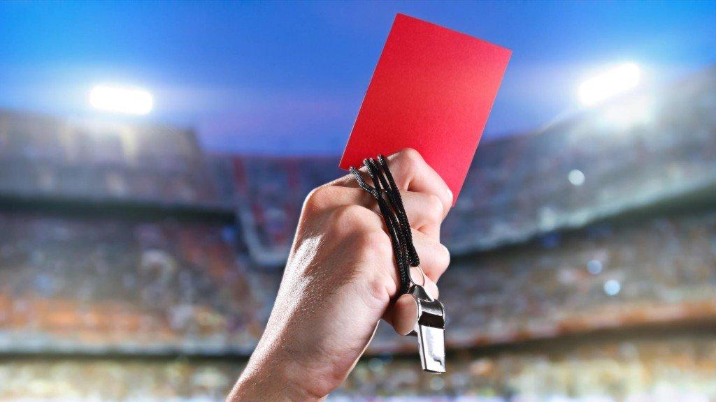 rode-kaart