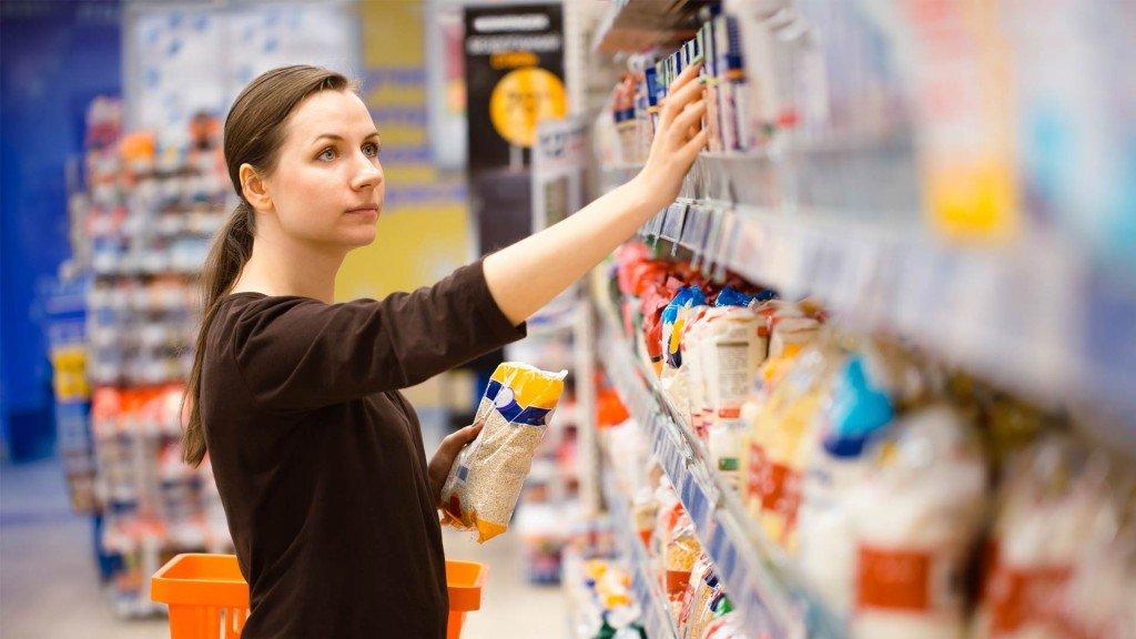 supermarkt-keuze