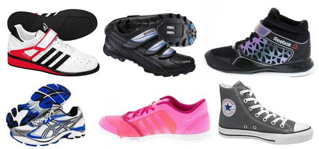 Cardio fitness schoenen