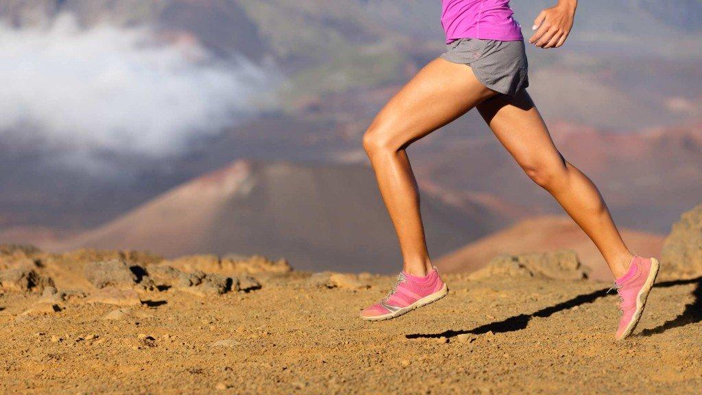 hardlopen afvallen