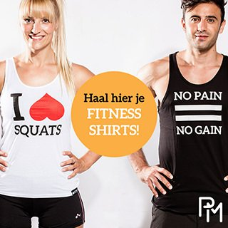 Fitnessshirts