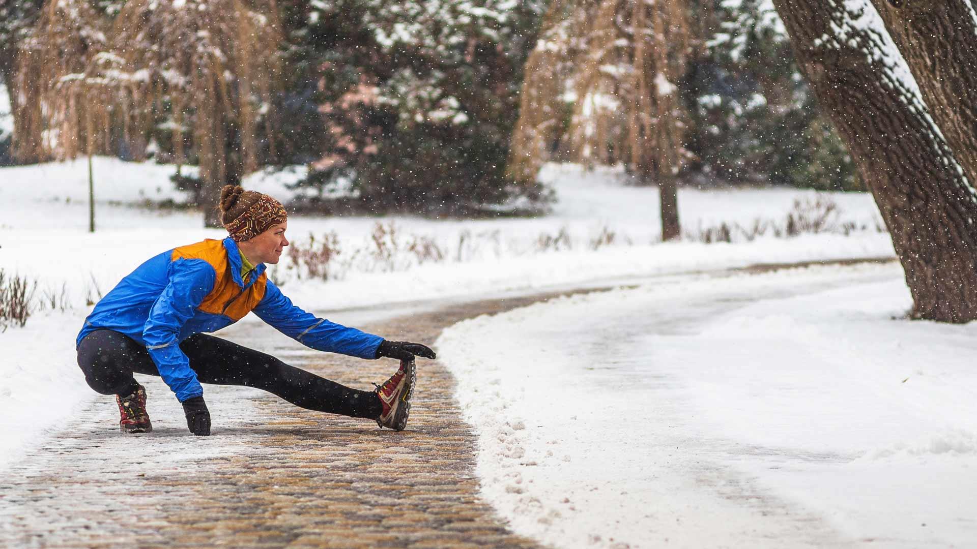 wintersport-voorbereiding