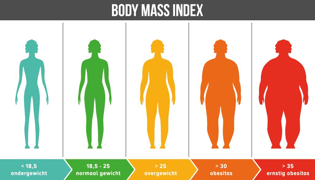 bmi gezond gewicht