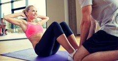 Sit-ups en crunches zijn gevaarlijk voor je onderrug