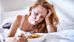 Wat kun je het beste eten als je griep hebt?