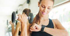 Onderzoek: Korte rust voor extra spiermassa?