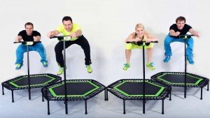 Jumping Fitness: super workout of super waardeloos?