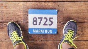 De dag van de marathon, tips voor een goede ervaring