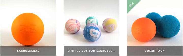 Lacrosseballen