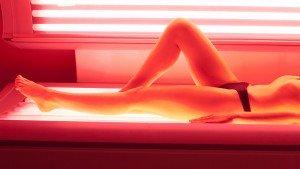 Maak je vitamine D aan onder de zonnebank?