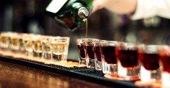 Onderzoek: 'beetje alcohol remt de spiergroei niet'