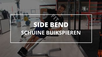 Side bend hyperextension