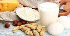 Wat is eiwitrijk voedsel?