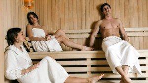 Goed of slecht: sauna na de training?