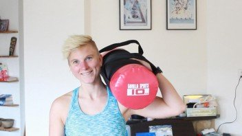 trainen-met-weight-bag