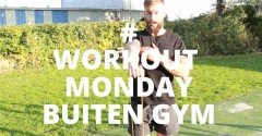 Workout Monday: buiten training
