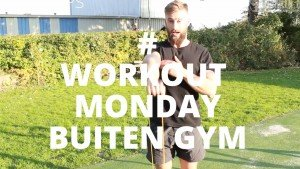 Workout Monday: buiten training