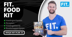 Lancering van de FIT. FOOD KIT