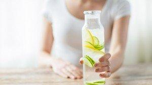 Val je sneller af door citroensap?
