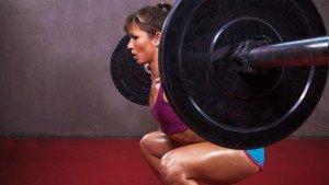 Onderzoek: 'Geen verschil tussen front en back squat'