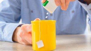 Helpen zoetstoffen om af te vallen?