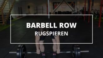 Barbell-row