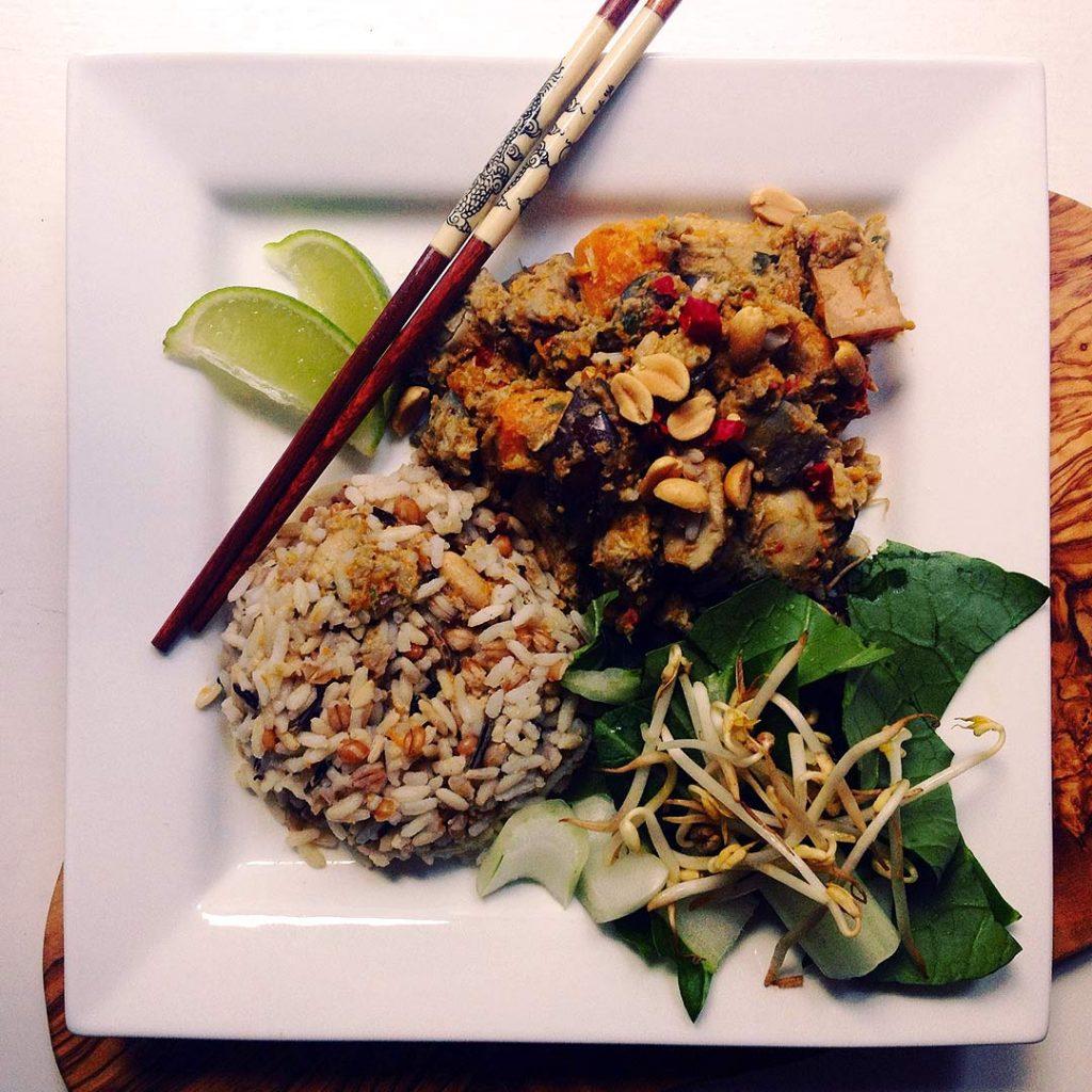 Phanaeng curry