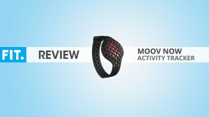Review: MOOV Now activity tracker