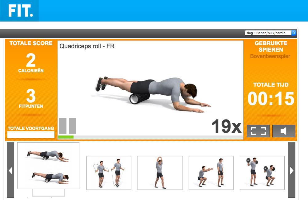 workout-speler
