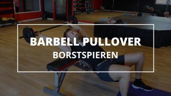 barbell-pullover