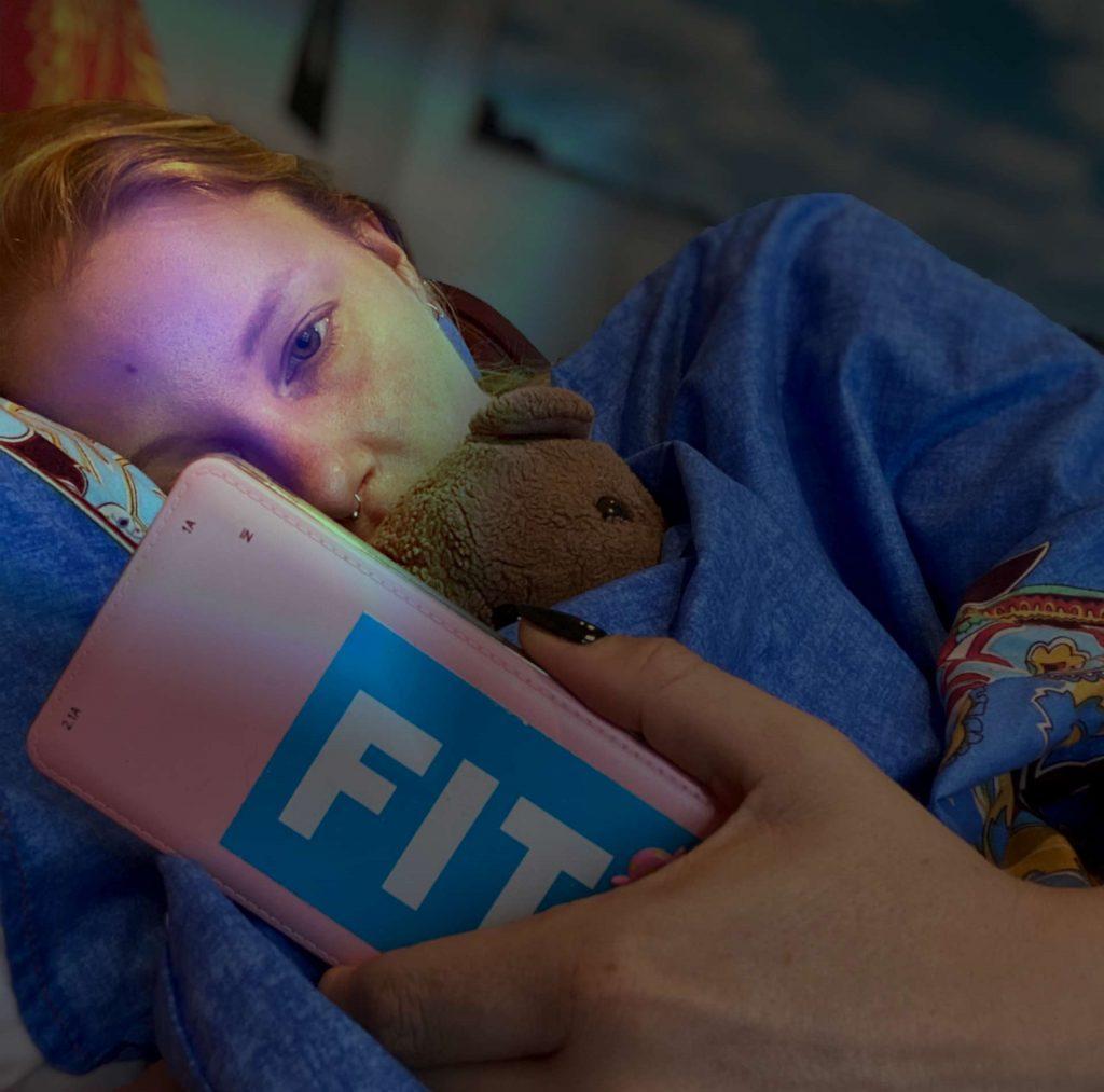 blauw-licht-slaap