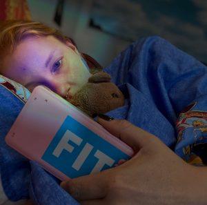 Feit of fabel: blauw licht slecht voor je slaap?